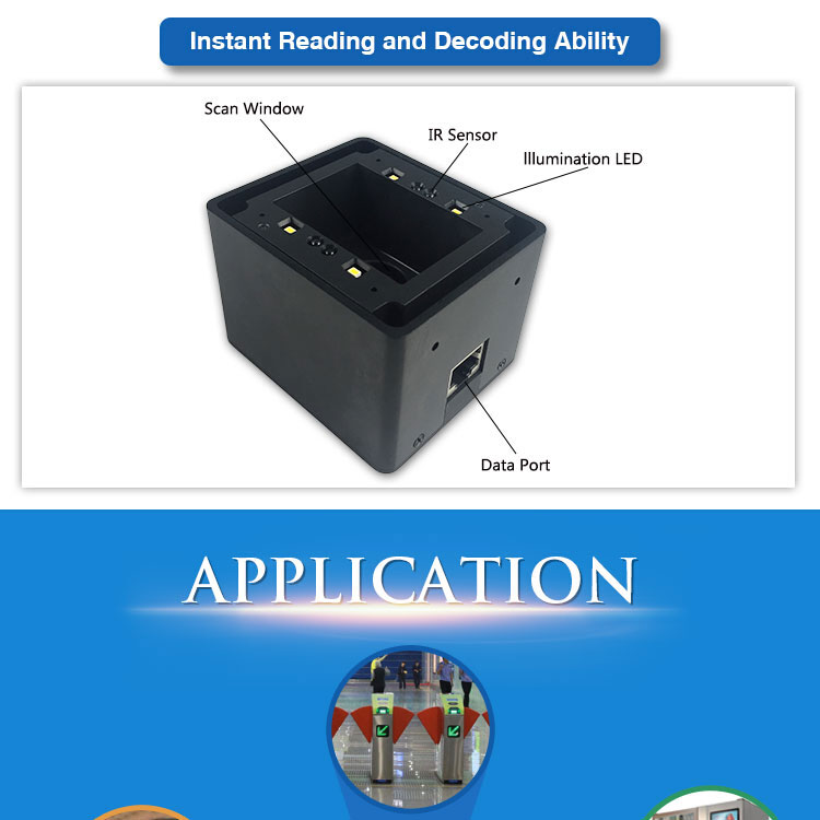 RD4500I BARCODE SCANNER MODULE