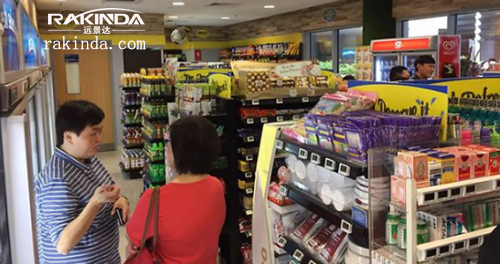 Cheers Launch First Unmanned, Cashless Store In Singapore