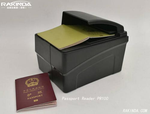 Shenzhen Rakinda Passport Reader PR100 for Travel Agency