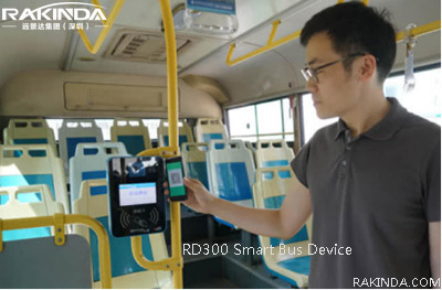 RD300 Smart Bus Device Application In Beijing Bus