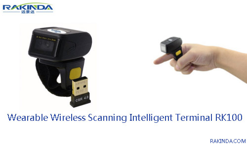 Wearable Wireless Scanning Intelligent Terminal RK100