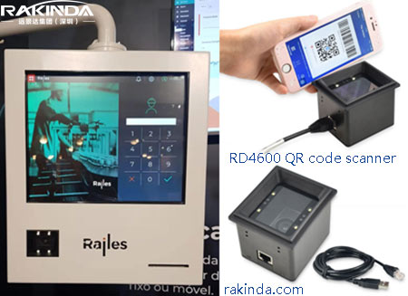 How To Add Barcode Scanner To Your Kiosk