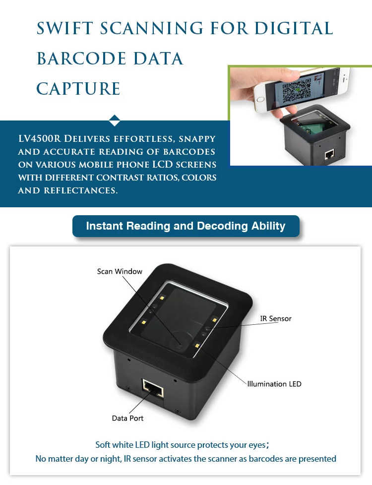 barcode reader usb